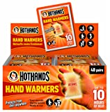 40 Pairs Hot Hands Instant Hand Warmers. Bulk Buy Offer