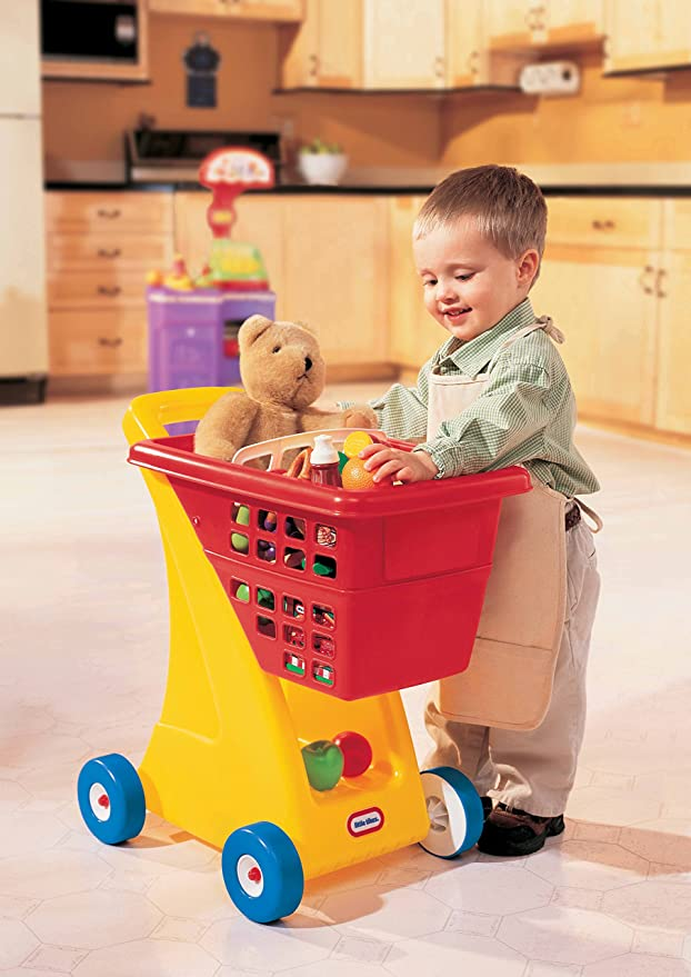Play shopping cart $24.99