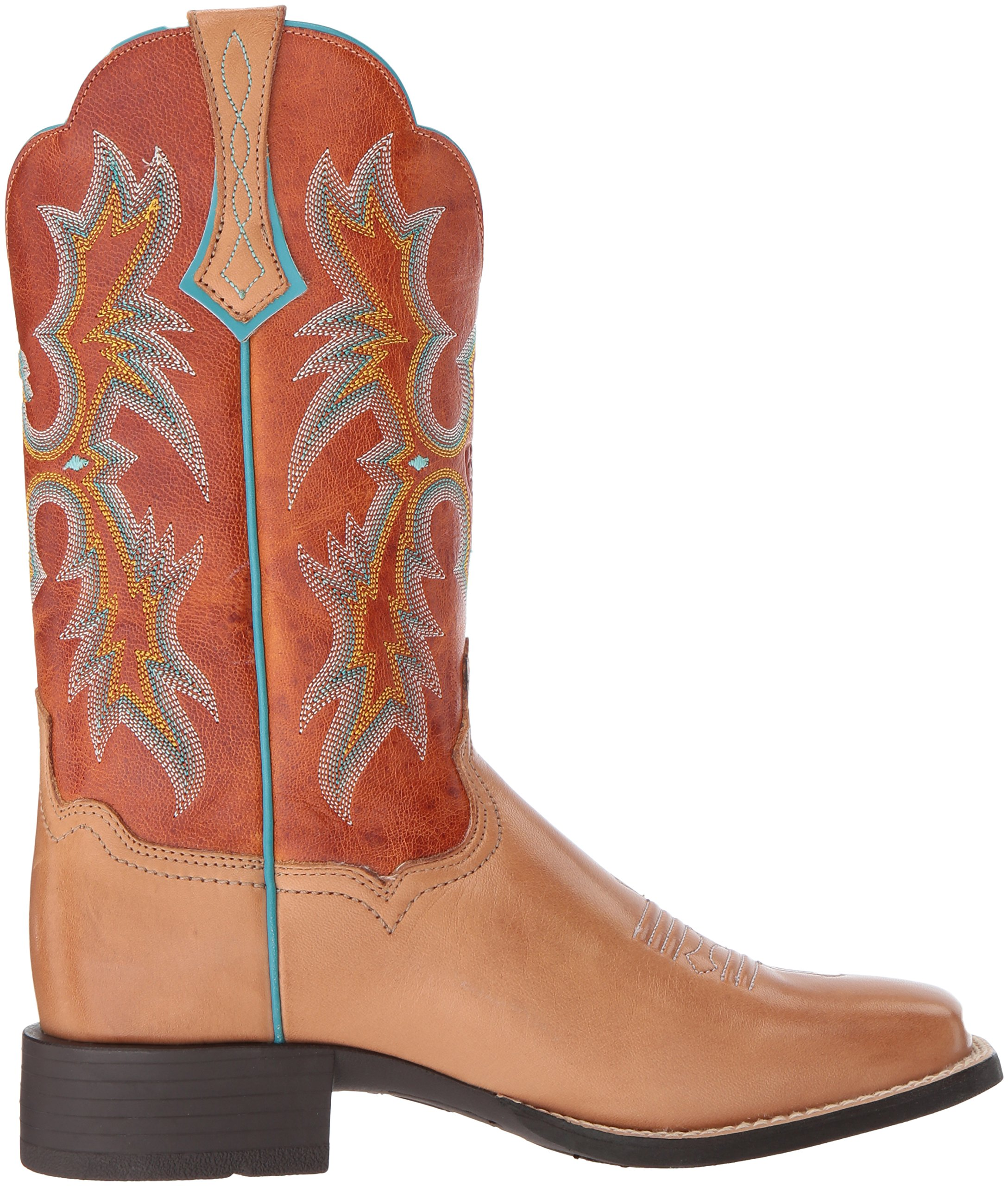 Ariat Women's Tombstone Work Boot, Tack Room Honey, 8.5 B US by Ariat (Image #7)