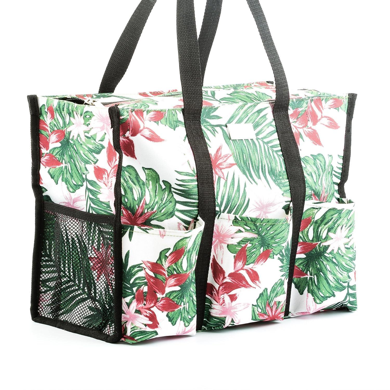 92a28e55ebb81d Amazon.com  Pursetti Teacher Tote (Aloha) - Perfect Gift for Teacher s  Appreciation