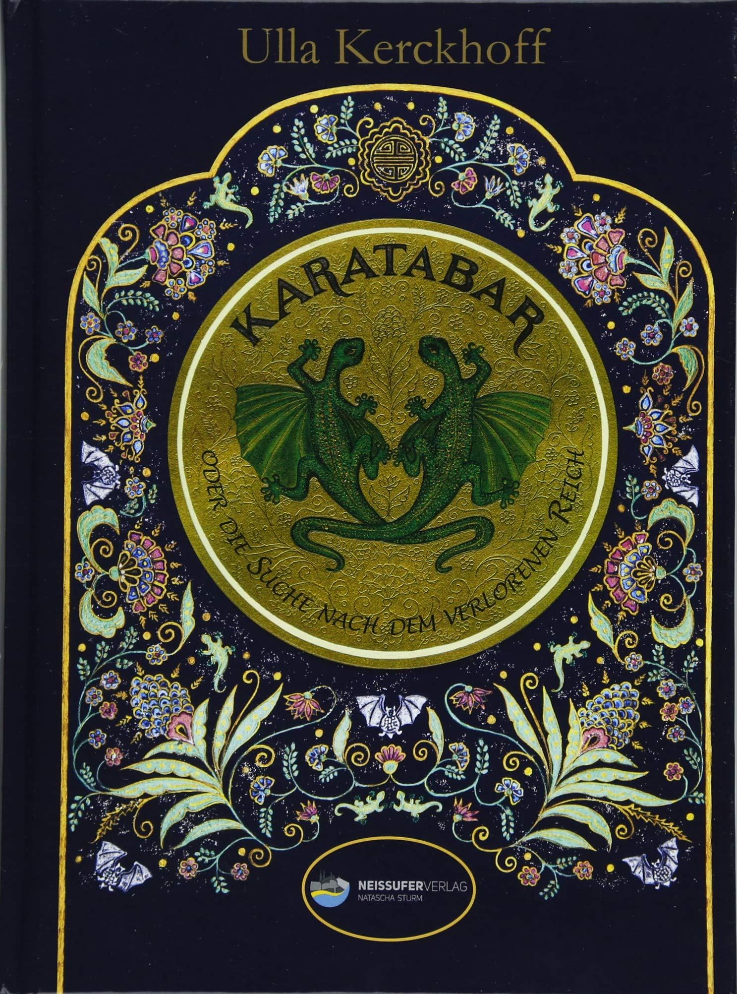 Karatabar: oder die Suche nach dem verlorenen Reich