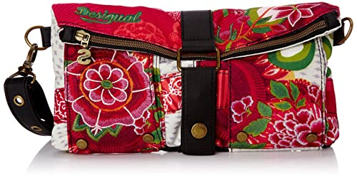 Desigual CLUTCH/FLOREADA CARRY - Cartera de mano para mujer: Amazon.es: Zapatos y complementos