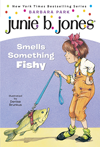 Junie B. Jones #12: Junie B. Jones Smells Something Fishy (English Edition)