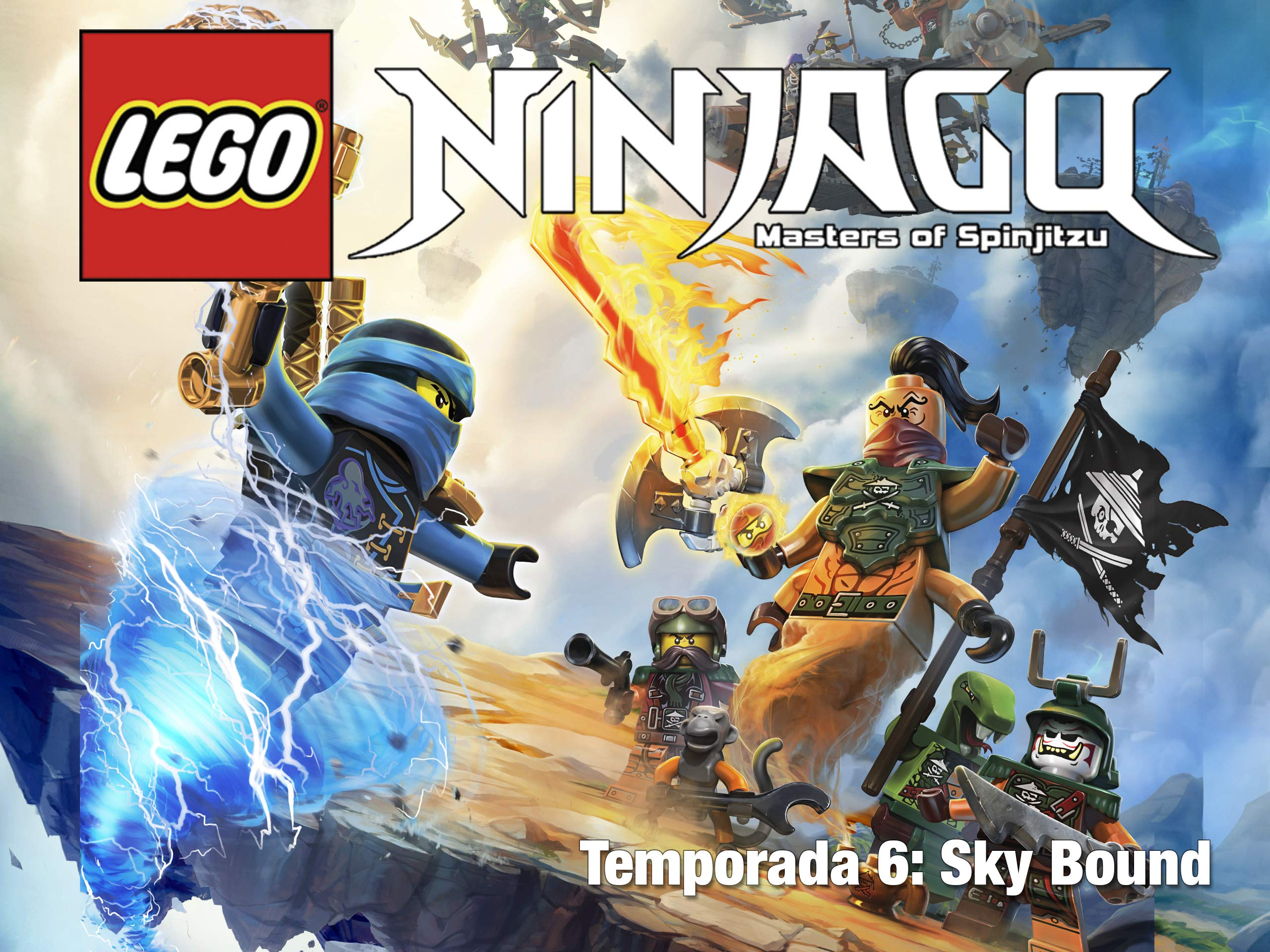 Amazon.com: Watch LEGO Ninjago