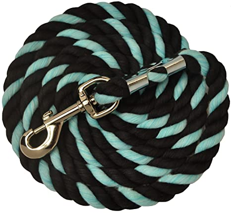 Perris Cotton Multi-Colored Lead with Chain 10-Feet