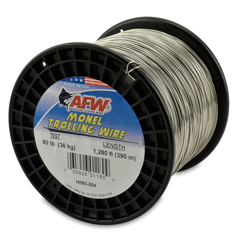 専門ショップ American釣りワイヤMonelトローリングワイヤ、80-poundテスト/ 0.91 mm m Dia mm/ 390 B0009V0TM4 m B0009V0TM4, スポーツのスギウチ:2b6da6d3 --- a0267596.xsph.ru