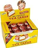 Tunnock's Real Milk Chocolate Tea Cakes 24 g (Pack of 36)