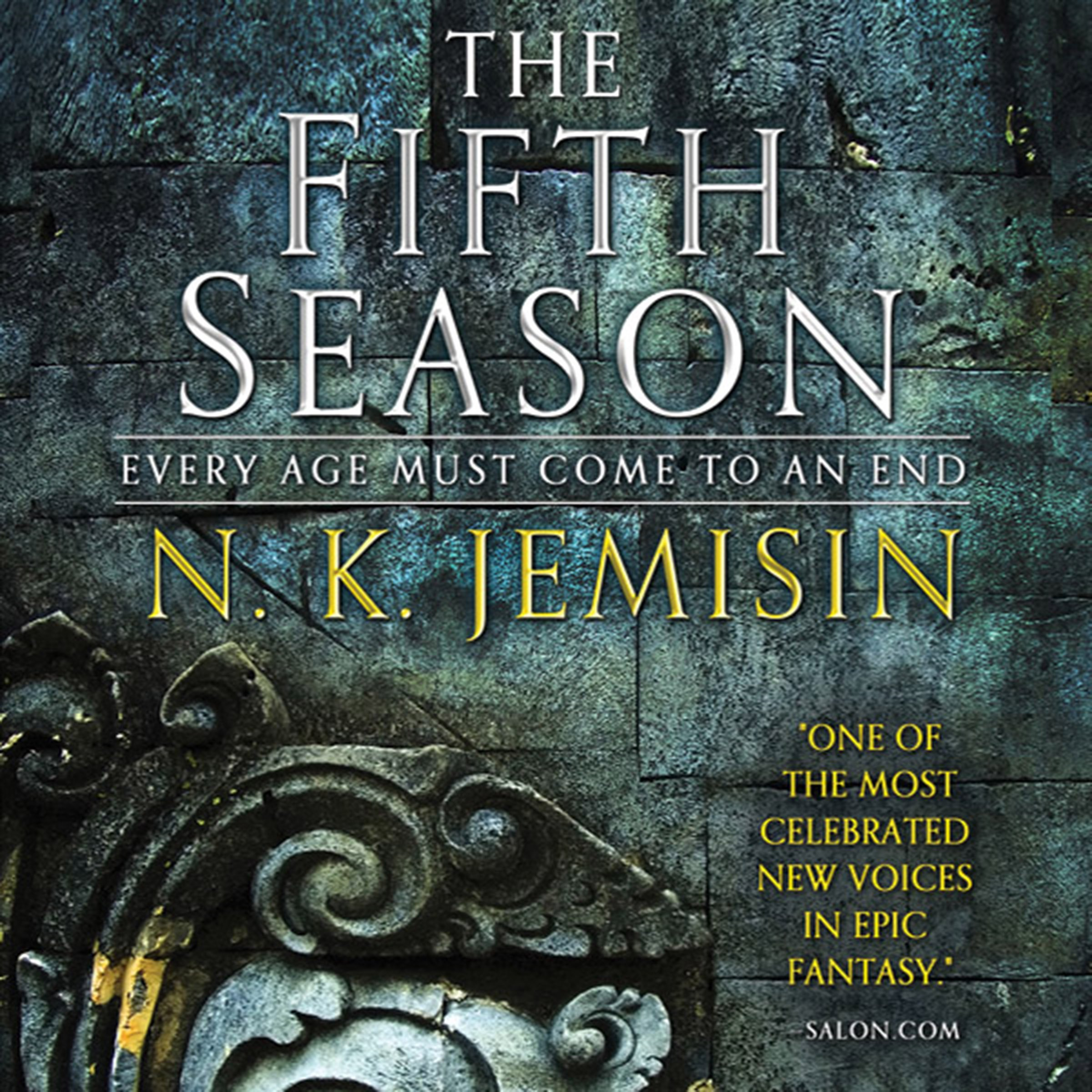 The Fifth Season: The Broken Earth, Book 1