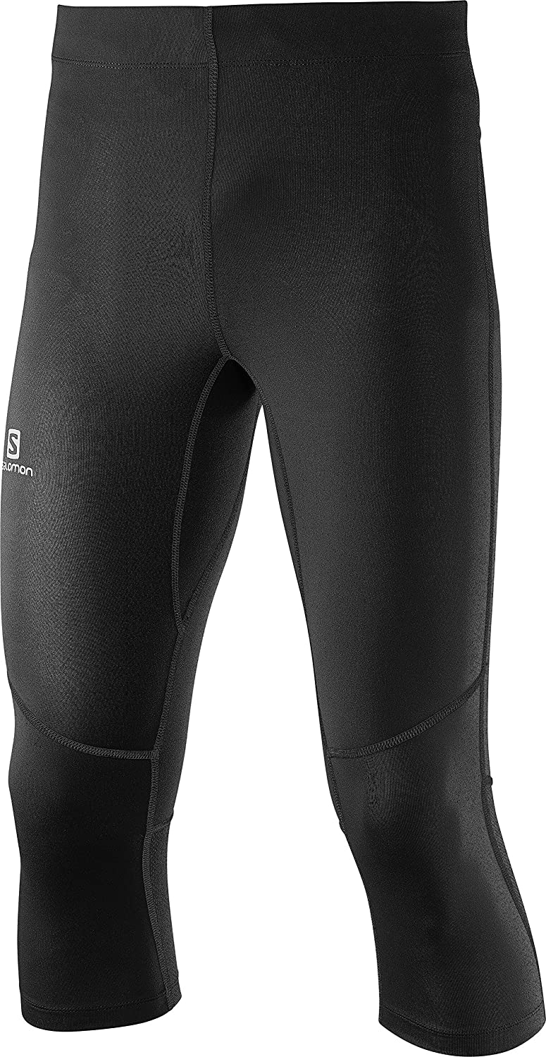 Salomon Agile Tight M Mallas 3/4, Hombre