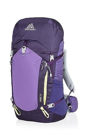 Gregory Jade 38 Mochila, Color Mountain Purple, tamaño Talla única: Amazon.es: Deportes y aire libre