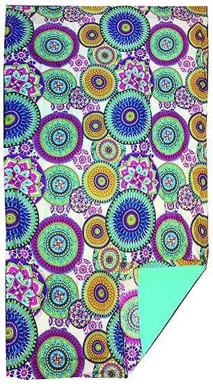 Textil Tarragó Circulos Toalla Pareo para Piscina Poliéster, 27x38x3 cm: Amazon.es: Hogar