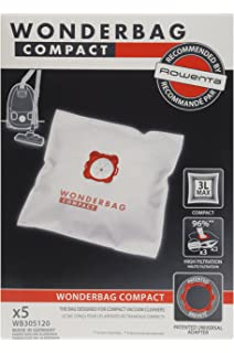 Rowenta ZR003901 - Bolsas para aspiradoras compacteo de rowenta ...