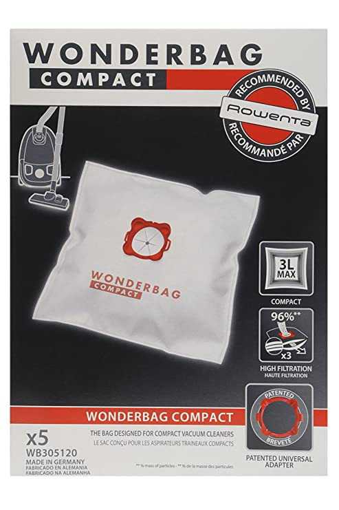 Amazon.com - Wonderbag - WB305120 - Vacuum Cleaner Bag ...