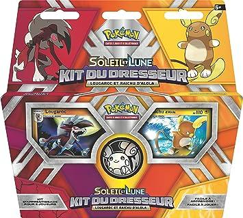 Asmodee Asmodée - POIN10 - Kit del Entrenador Pokémon 2017 ...