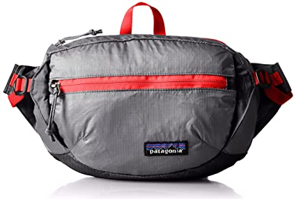 amazing price shop best sellers dirt cheap Patagonia lW travel bag Hip , Drifter Grey, One Size: Amazon.co.uk ...