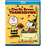 A Charlie Brown Thanksgiving (Blu-Ray) [Import]