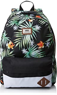 73525be9e3685 REALM BACKPACK UV3 SATIN FLORAL VN0A3UI6UV31  Amazon.co.uk  Clothing