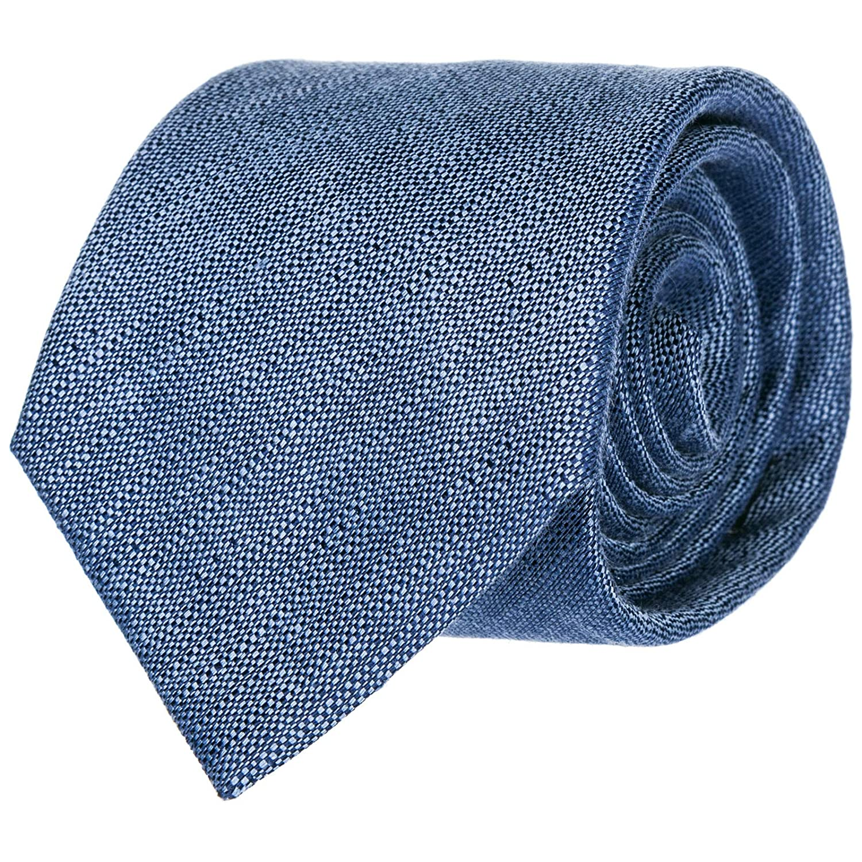 Emporio Armani corbata de hombre nuevo blu: Amazon.es: Ropa y ...