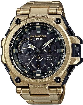 f013610ea5 Amazon | [カシオ]CASIO 腕時計 G-SHOCK MT-G GPSハイブリッド電波 ...