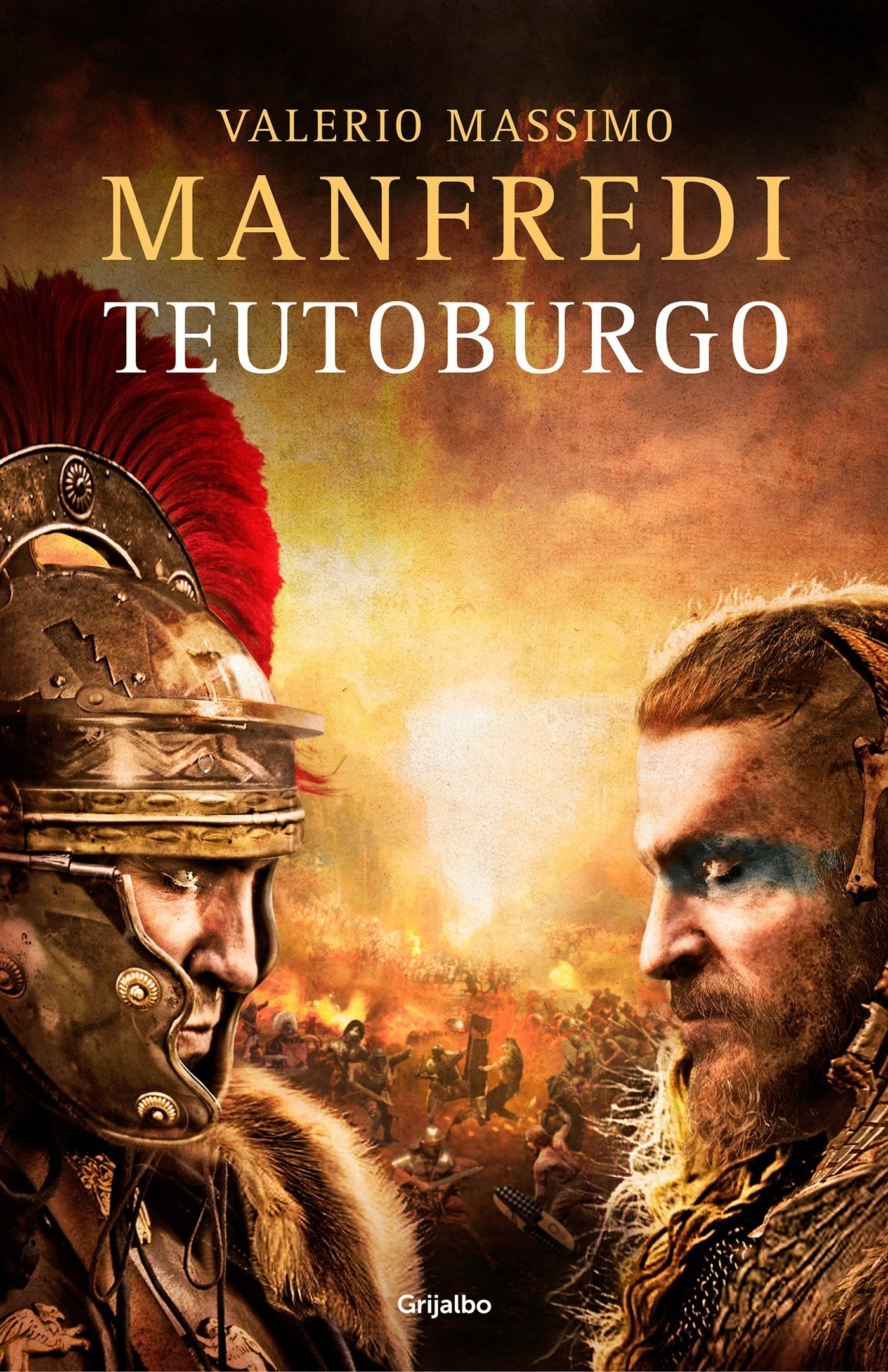 Download Teutoburgo / Teutoburg Forest (Spanish Edition) ePub fb2 ebook