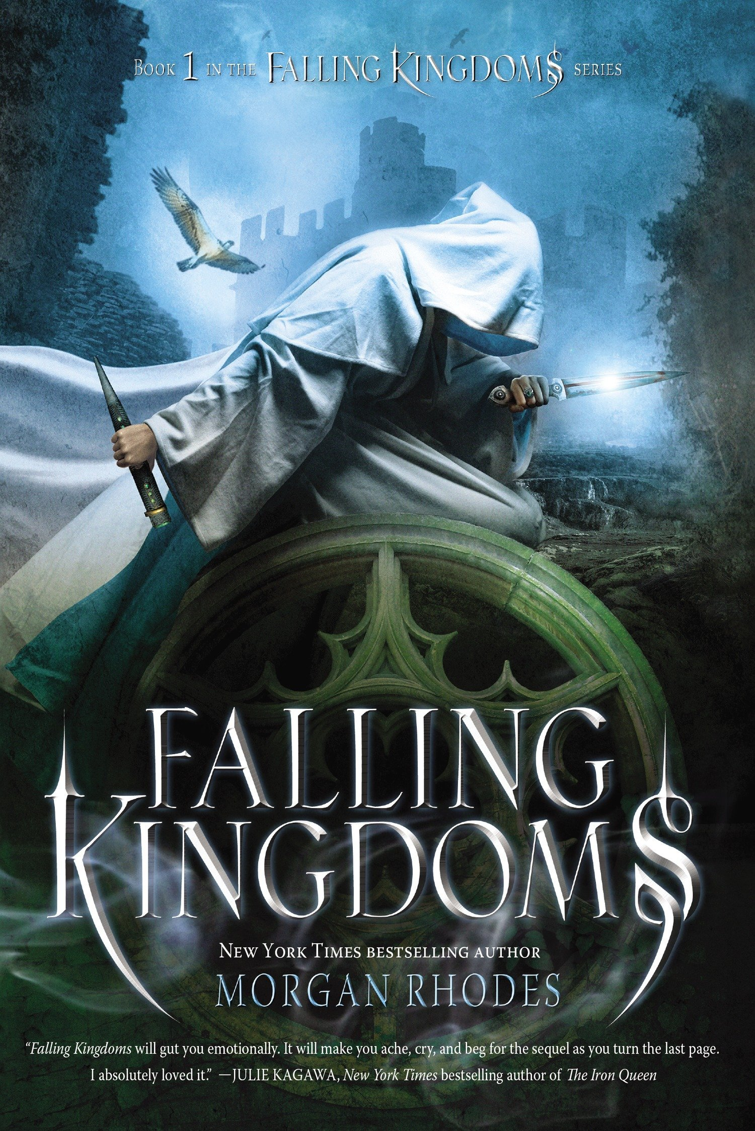 Amazon.com: Falling Kingdoms: A Falling Kingdoms Novel (9781595145857):  Rhodes, Morgan: Books