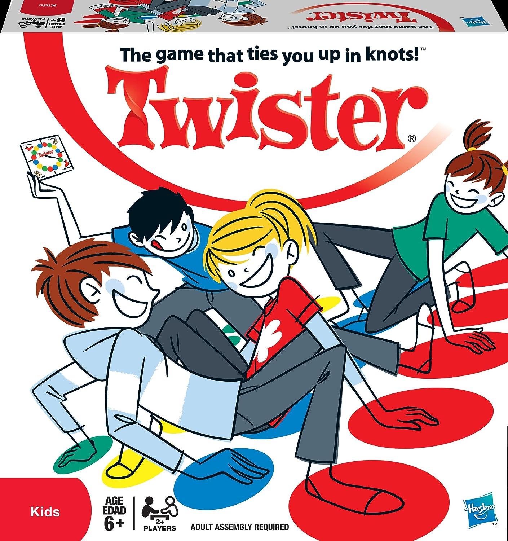 hasbro twister amazon co uk toys games