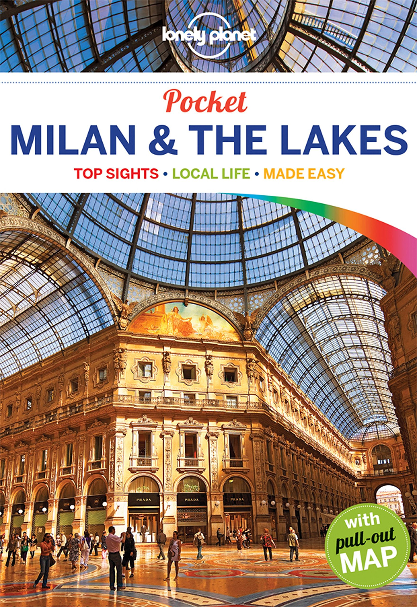 Lonely Planet Pocket Milan Travel product image