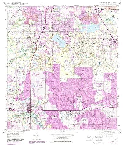 Mulberry Florida Map.Amazon Com Florida Maps 1949 Mulberry Fl Usgs Historical