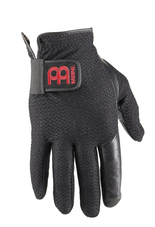 Meinl Drummer Gloves Large - Black MDG-L