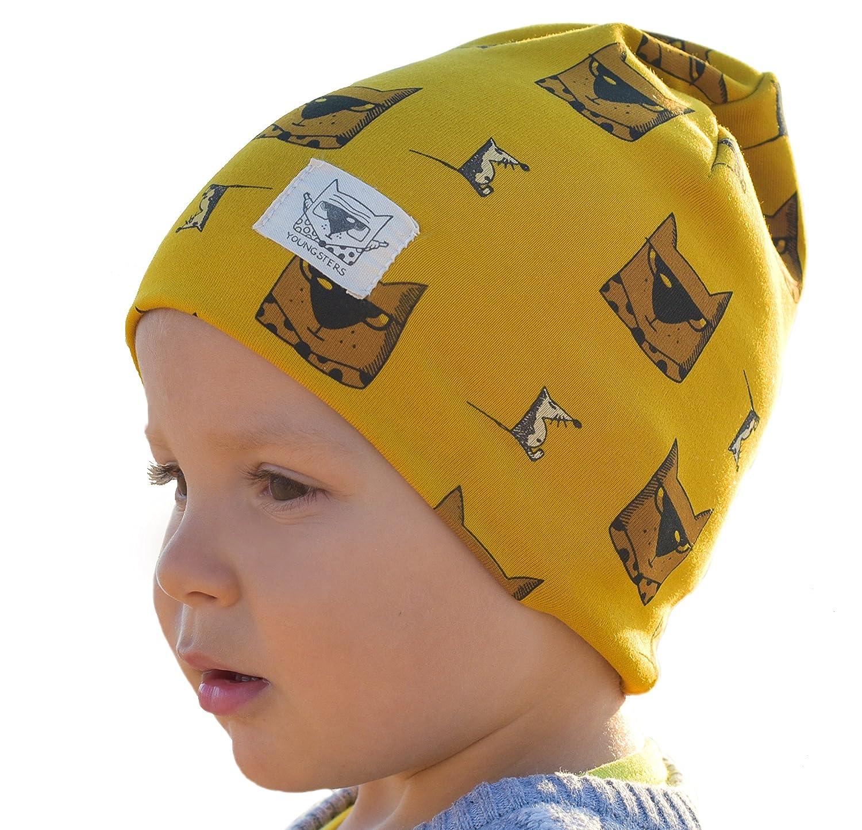 Cotton Baby Toddler Beanie Hat