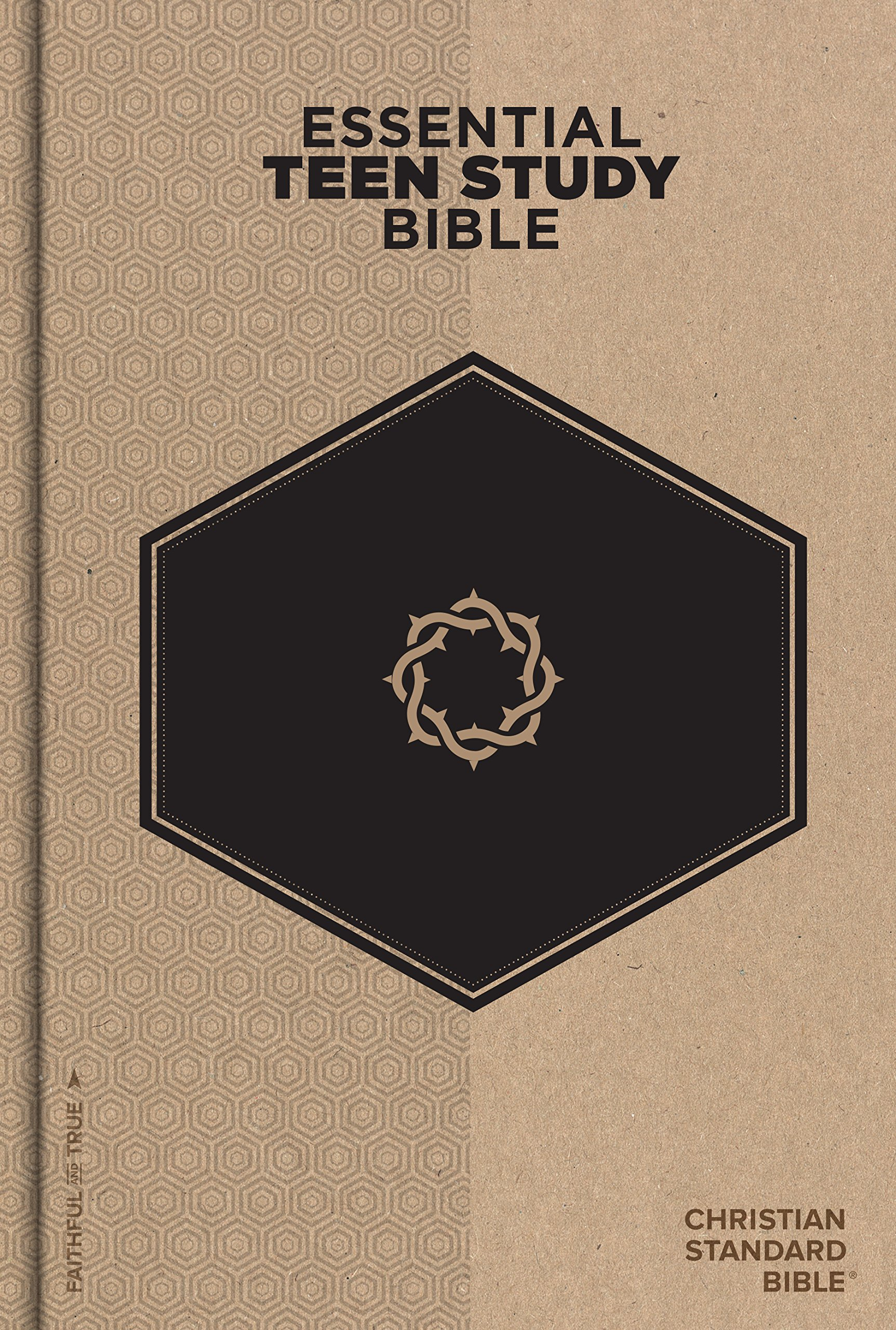 CSB Essential Teen Study Bible (hardcover) by B & H Publishing Group