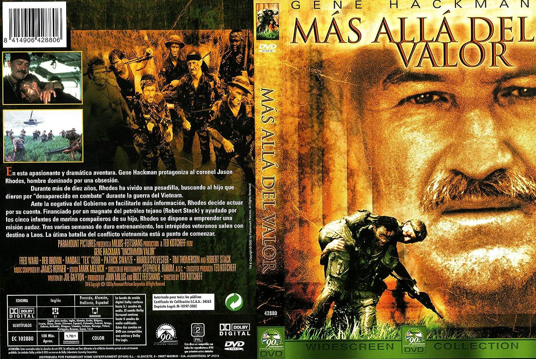 Mas alla del valor [DVD]: Amazon.es: Gene Hackman, Ted Kotcheff, Gene Hackman: Cine y Series TV
