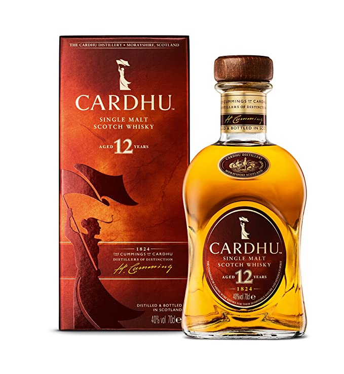 29 opinioni per Cardhu 12yo Single Malt Scotch Whisky