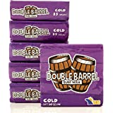 Double Barrel Surf Wax - Cold Water - 6 Pack