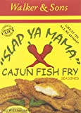 Slap Ya Mama Seasoning Fish Fry Cajun, 12 oz