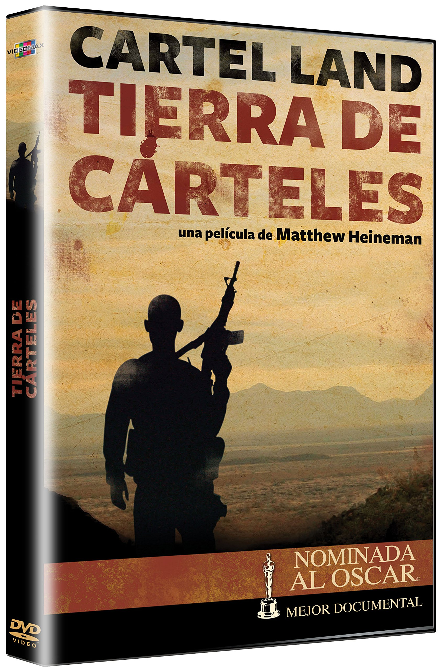 TIERRA DE CARTELES / DVD: Varios: 7509996045352: Amazon.com ...