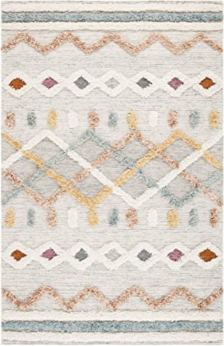 Safavieh Kenya Collection KNY664A Handmade Wool Area Rug