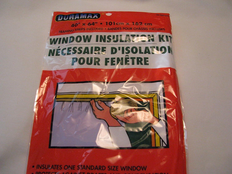 Window insulation kit, D' isolation pour fenetre Duramax