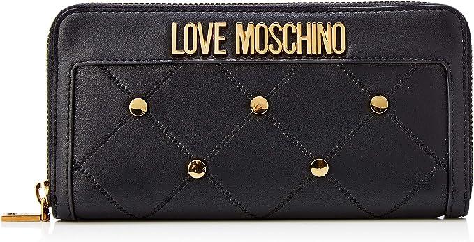 Love Moschino Portafoglio donna articolo JC5615PP1ALP PORTAFOGLI PU cm.20x10,5x3