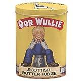 Oor Wullie tin of Scottish Butter Fudge - Gardiners of Scotland 250g