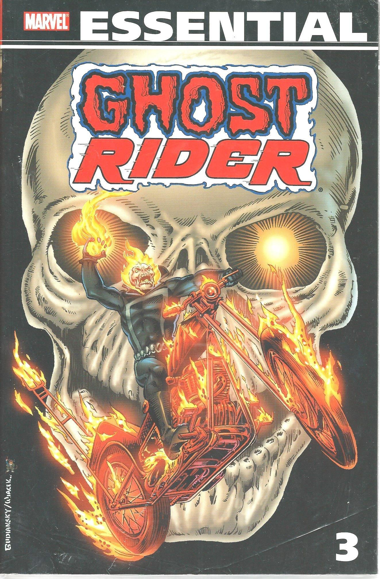 Amazon com: Ghost Rider, Vol  3 (Marvel Essentials