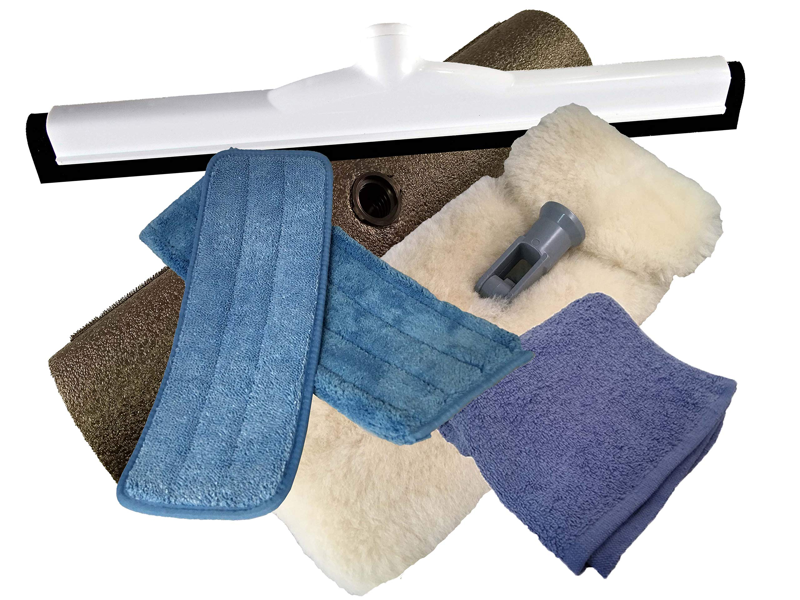 Mary Moppins 13'' Pure Lambswool RV Wash and Dry Kit