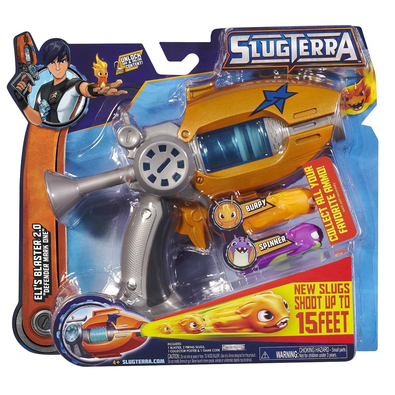 slugterra eli u0027s blaster 2 0 defender mark one with 2 firing slugs