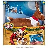 Elf Pets A Reindeer Tradition
