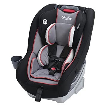 Graco DimensionsTM 65 Convertible Car Seat Neto Black Grey