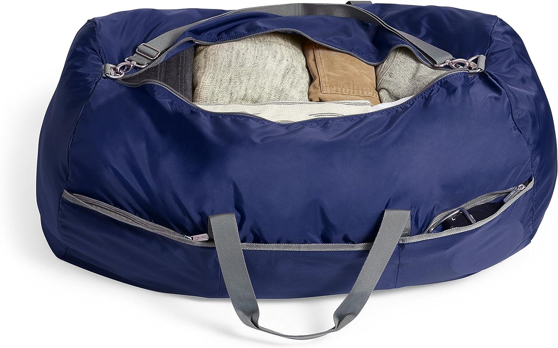 color azul marino Bolsa grande de viaje//deporte lona, 98 l Basics