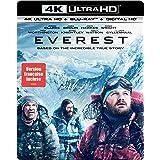 Everest [4K Ultra HD] [Blu-ray] (Bilingual)