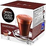 NESCAFÉ DOLCE GUSTO CHOCOCINO Cioccolata 6 confezioni da 16 capsule [96 capsule]