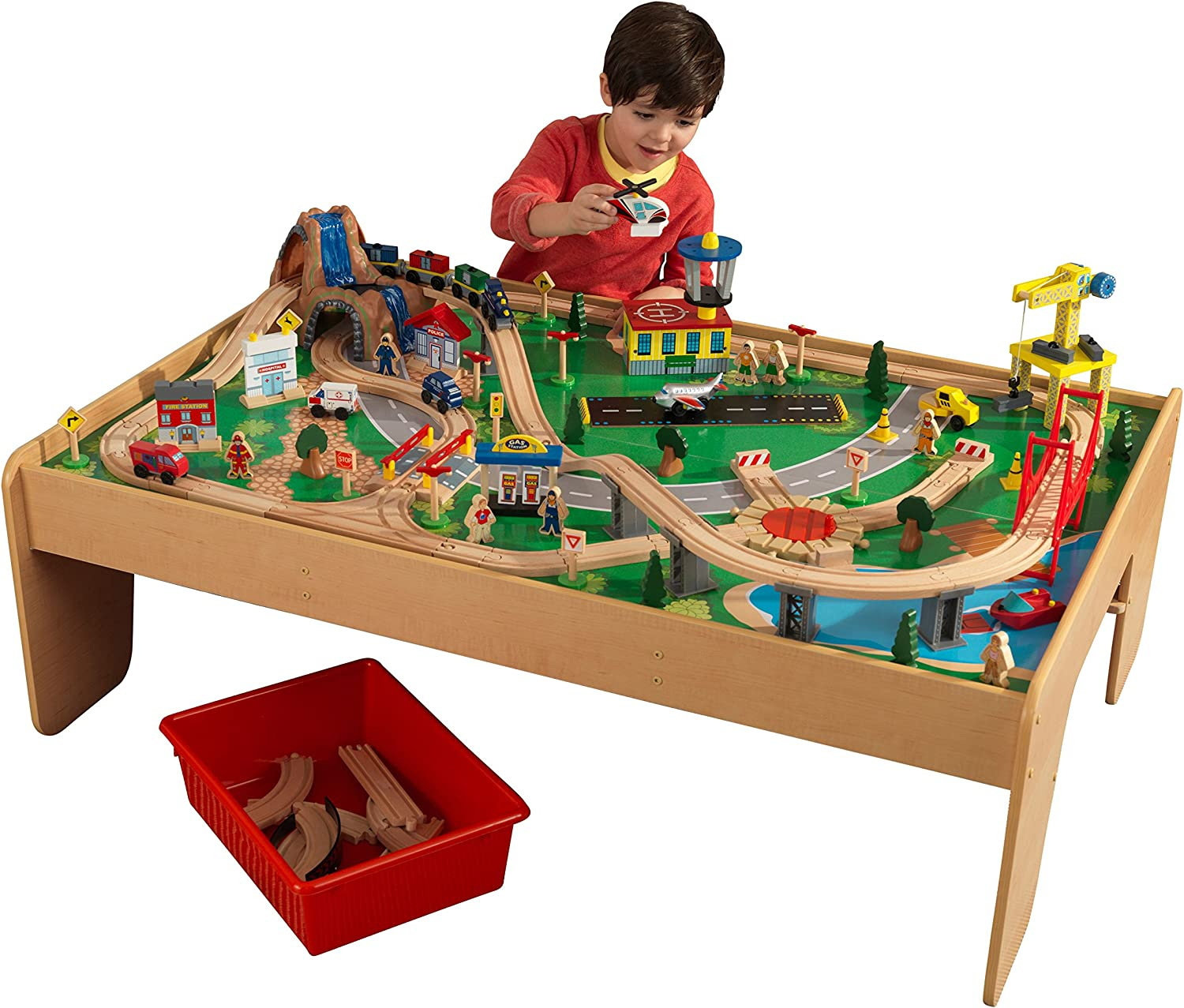 Top 10 Best Train Table For Toddlers (2020 Reviews & Buying Guide) 6