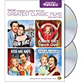 TCM Greatest Classic Films Collection: Broadway Musicals (Show Boat / Annie Get Your Gun / Kiss Me Kate / Seven Brides for Se